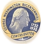 Washington Bicentennial Contributor