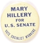 Mary Hillery Socialist Workers, Minnesota