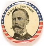 Admiral Sampson, Spanish-American War