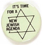 Time for a New Jewish Agenda