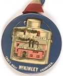 McKinley Factory Pin, Do You Smoke?