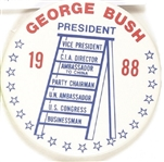 George Bush Ladder Pin