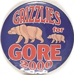 Grizzlies for Gore