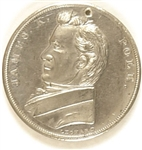 Polk, Dallas Rare 1844 Medal