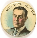 Win With Wilson Color Celluloid