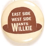 East Side, West Side for Willkie