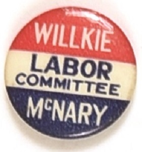 Willkie, McNary Labor Committee