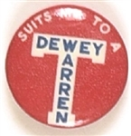 Dewey Suits Me to a T