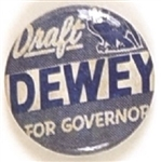Draft Dewey for Governor