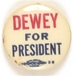 Dewey for President by Universal Badge