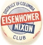 Eisenhower District of Columbia Club