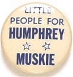 Little People for Humphrey, Muskie