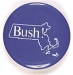 Bush Massachusetts Blue Version