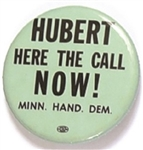 Humphrey, Here the Call Now Minnesota Celluloid