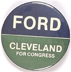 Ford, Cleveland for Congress Coattail