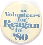 New Hampshire Volunteers for Reagan