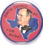 Bush Smith County Texas