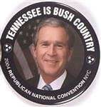 Tennessee is Bush Country