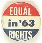 Equal Rights in '63