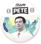 Team Pete Buttigieg USA Celluloid