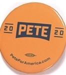 Pete Buttigieg Announcement Pin