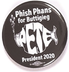 Phish Phans for Buttigieg