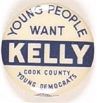 Young People want Kelly, Chicago