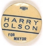 Harry Olson for Mayor of Chicago