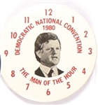 Ted Kennedy Man of the Hour