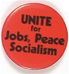 Unite for Jobs, Peace, Socialism
