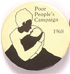 Poor Peoples Campaign 1968