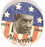 Nixon Vote 1968 by David Russell