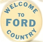 Welcome to Ford Country