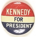 Kennedy for President RWB Litho