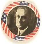 Franklin Roosevelt NY Governor Celluloid