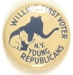 Willkie New York Young Republicans First Voter