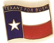 George H.W. Bush Texas Flag