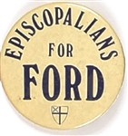 Episcopalians for Ford