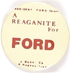 A Reaganite for Ford