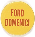 Ford and Domenici New Mexico Celluloid