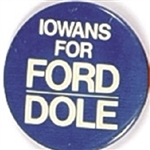 Iowans for Ford, Dole