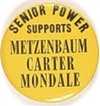 Senior Power Supports Metzenbaum, Carter