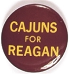 Cajuns for Reagan Red Version