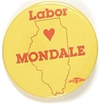 Illinois Labor Loves Mondale