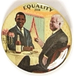 Obama, Ted Kennedy Equality