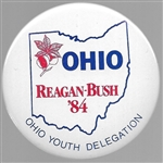 Reagan, Bush Ohio 1984