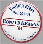 Bowling Green Welcomes Ronald Reagan