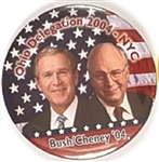 Bush, Cheney Ohio Delegation