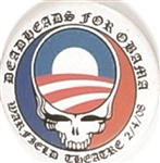 Deadheads for Obama