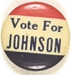Vote for Walter Johnson, Maryland